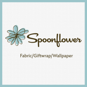 spoonflower banner shop textile design