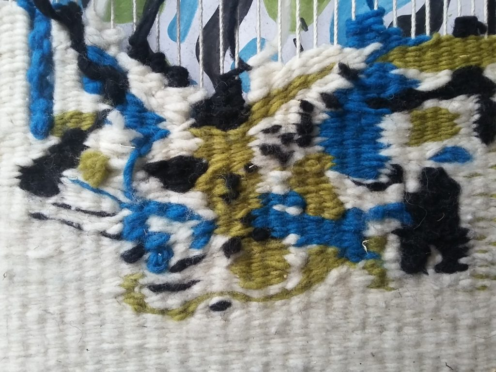 tapestry, wall hanging, textile, wool, tapiz, tejido, weaving