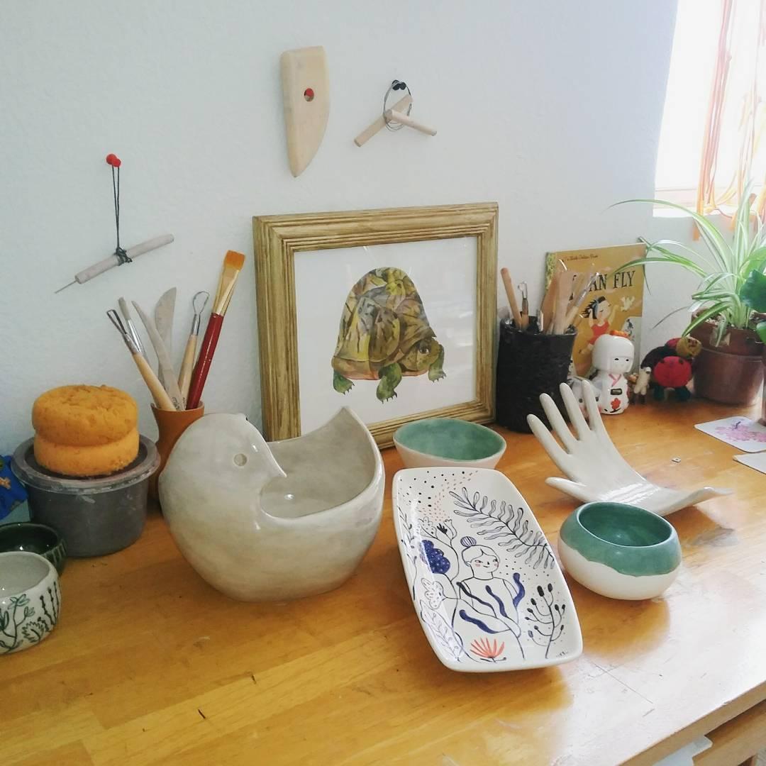 ceramic, cerámica, cerámique, pottery